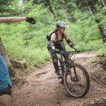 Bikepark Oberammergau (Women), Kurventechnik - Die Rasenmäher Mountainbike Camp