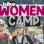 BIKE Womencamp Molveno See - Die Rasenmäher Mountainbike Camp