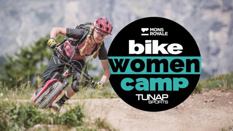 Rasenmäher Women Camp – BIKE Womencamp Molveno See