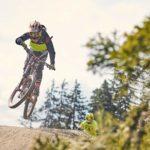 Fahrtechnik Bikepark Oberammergau Bayern, Sprungtechnik - Die Rasenmäher Mountainbike Camp