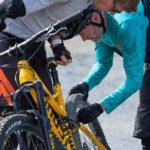 Fahrtechnik Bikepark Oberammergau Bayern, Fahrradcheck - Die Rasenmäher Mountainbike Camp