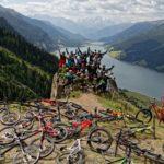 Trailcamp Reschenpass (Women), Teilnehmer - Die Rasenmäher Mountainbike Camp