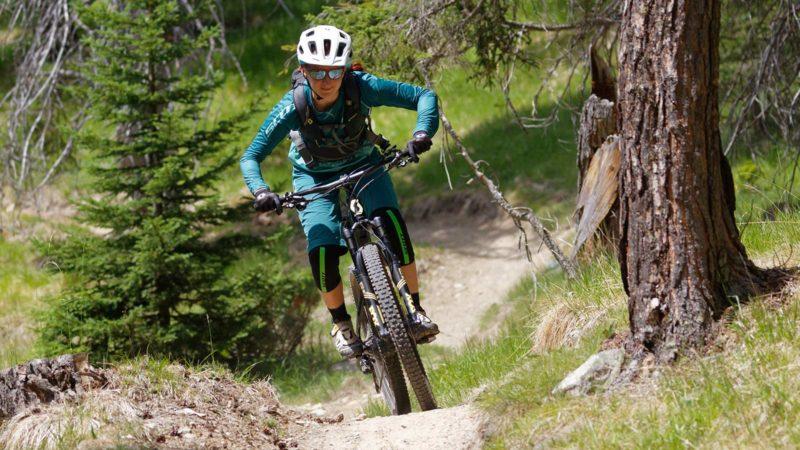 Trailcamp Reschenpass (Women), Flowline - Die Rasenmäher Mountainbike Camp