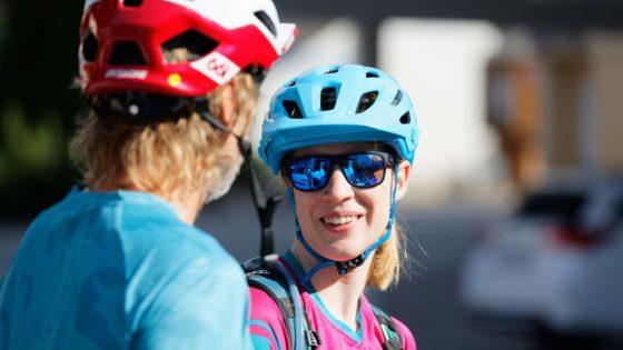 Trailcamp Reschenpass (Women), Techtalk - Die Rasenmäher Mountainbike Camp