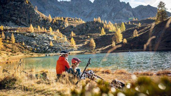 Enduro Trip Valle Maira Superior MTB Camp, Genuss - Die Rasenmäher Mountainbike Camp