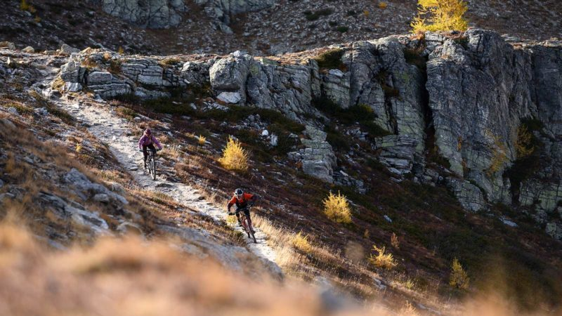 Enduro Trip Valle Maira Superior MTB Camp, Flowtrail - Die Rasenmäher Mountainbike Camp