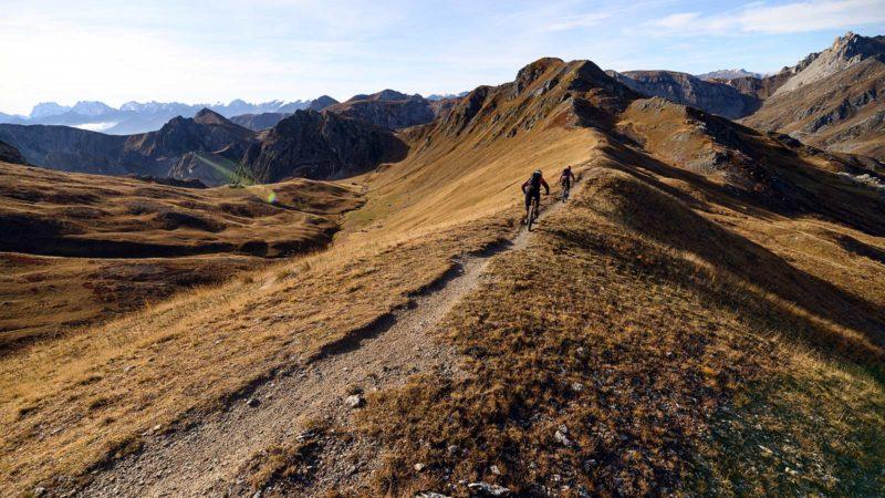 Enduro Trip Valle Maira Superior MTB Camp, Trails - Die Rasenmäher Mountainbike Camp
