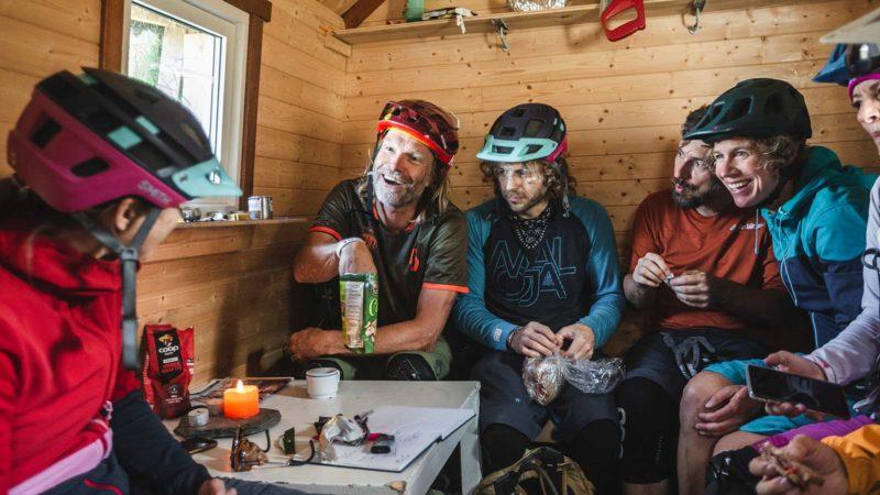 Enduro Trip Lyngen Alps - Die Rasenmäher Mountainbike Camp