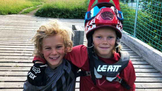 Rookie Camp Bikepark Oberammergau Bayern, Mountainbike Kumpel - Die Rasenmäher Mountainbike Camp