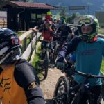 Rookie Camp Bikepark Oberammergau Bayern, Lift - Die Rasenmäher Mountainbike Camp