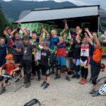 Rookie Camp Bikepark Oberammergau Bayern, Teilnehmer - Die Rasenmäher Mountainbike Camp