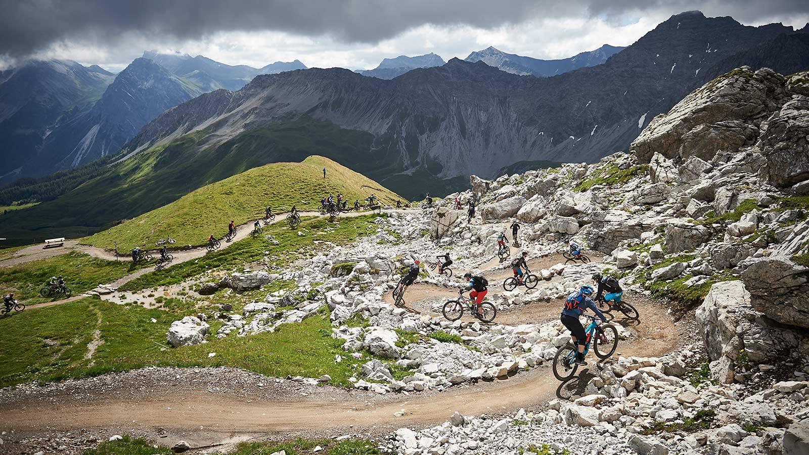 Event Hörnlijagd 2020 Arosa - Trails
