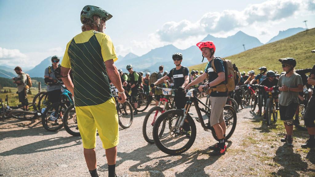 Event Hörnli Trailjagd 2021 Arosa Lenzerheide - Gipfelstart - Event