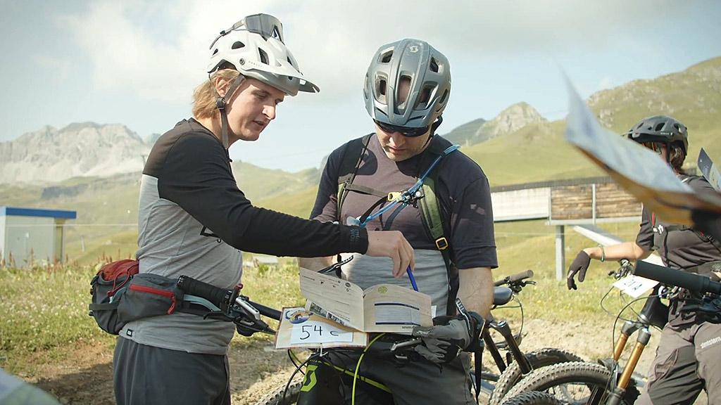 Event Hörnli Trailjagd 2021 Arosa Lenzerheide - Streckencheck - Event