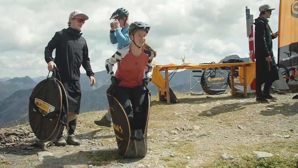 Event Hörnli Trailjagd 2021 Arosa Lenzerheide - Partner - Event