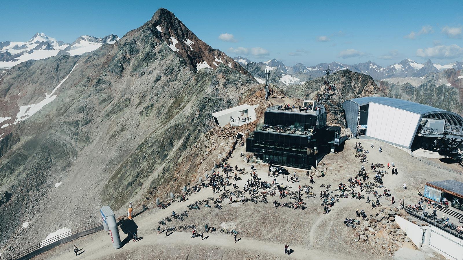 Event Schnitzeljagd 2021 Sölden Ötztal - Gondola - Event